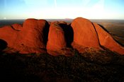 Uluru and Kata Tjuta 40 Minute Scenic Flight -