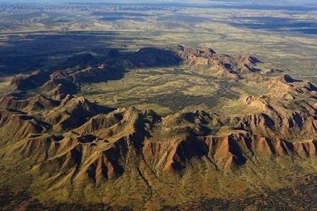 Gosses Bluff, Kings Canyon, Lake Amadeus Scenic Flight - Scenic Flights