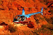 Ultimate Combined Canyon Experience Helicopter and Scenic Flight -