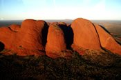 Extended Uluru and Kata Tjuta 36 Minute Helicopter Flight -