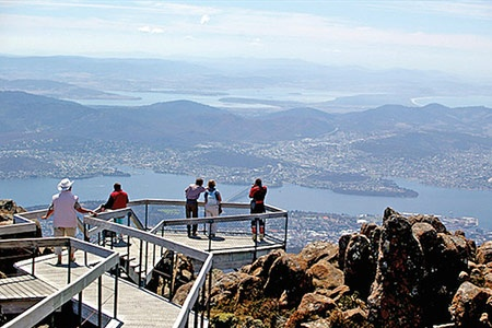 Hobart Big Ticket Full Day Tour -