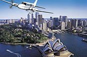 Sydney and Blue Mountains Scenic Flight -