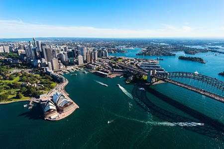 Sydney Harbour, Coast, and Iconic Blue Mountains Scenic Adventure Flight - Scenic Flights