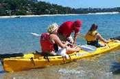 2 Hour Learn to Kayak Session -