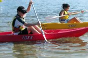 Port Paddle and Wattamolla Walk at Bundeena - Kayak & Canoe