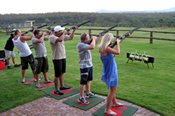 Team Building Laser Clay Target Shooting - Maroochydore