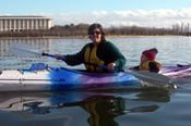 Canberra Canoe and Kayak Wetlands Tour -