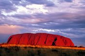 Uluru Base and Sunset Afternoon Tour -