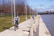 2 Hour Canberra Cycling Tour -
