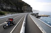 Grand Pacific Drive Motorcycle Tour -