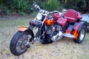 Blue Mountains Spectular Motorcycle Tour -