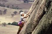 Half Day Private Rock Climbing Session -