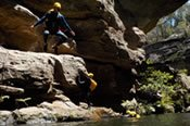 Wollangambe Canyon Rafting Adventure -