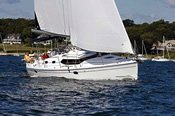 Skippered Afternoon Yacht Charter -