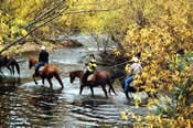4 Day Horse Riding on the Bogong High Plains -