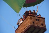 Hot Air Balloon Flight over Sydney -