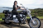 Harley Ride to the Hawkesbury Valley -