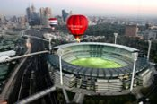 Private Hot Air Balloon Flight over Melbourne for Two -