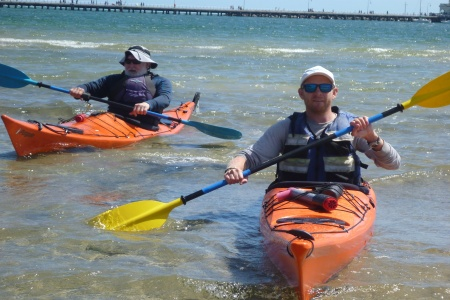 1 Day Introduction to Sea Kayaking Course - Small Groups