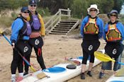 2 Day Introduction to Sea Kayaking Course - St Kilda