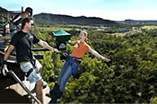 Adrenalin Pumped Bungy Jump -