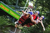 Adrenalin Pumped Minjin Jungle Swing -