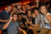 Schoolies Week 2 Party Night Club Crawl 2014 - Surfers Paradise