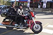 2 Hour Harley Davidson Top of the Range Bike Tour -