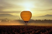 Sunrise Hot Air Balloon Flight over the Yarra Valley -