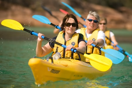Freycinet Paddle Tour - Kids Water