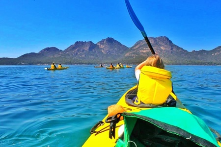 Freycinet 2 Day Sea Kayaking Expedition - Small Groups