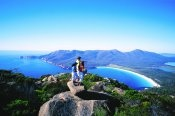 2 Day Hobart and Wineglass Bay Tour Combo -