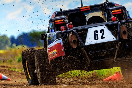 Off Road V8 Race Buggies Extreme Drive - Gold Coast - Off Road
