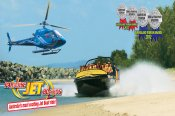Helicopter and Jet Boat Experience