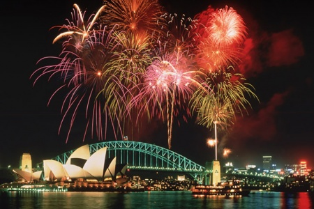 New Years Eve Sydney Harbour Fireworks Cruise -
