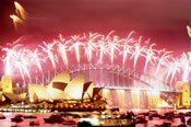 Sydney Harbour New Years Eve Dinner Cruise -