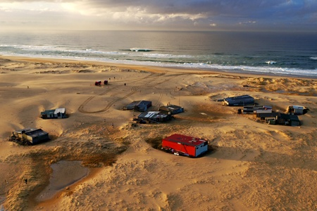 One Hour Beach and Dune Tour - Off Road