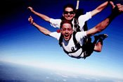 Tandem Skydiving at Toogoolawah -