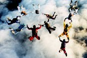 Accelerated Freefall Skydiving Introduction Package -