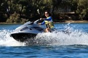 Guided Jet Ski Tour to Stradbroke Island -
