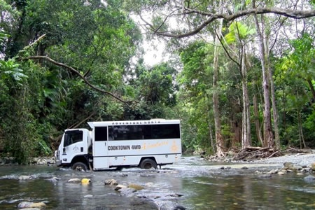 2 Day Cooktown Explorer Tour -