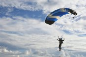 Traditional Solo Parachute Training Course -