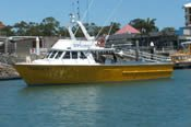 Full Day Gold Coast Deep Sea Reef and Game Fishing Charter -
