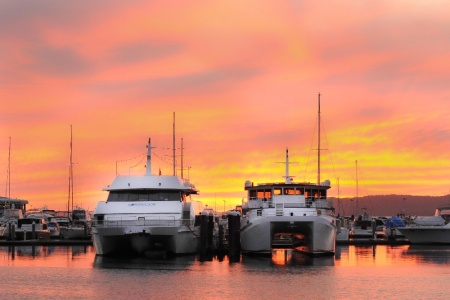 Port Stephens Valentines Dinner Cruise -