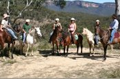 Blue Mountains 30 Minute Farm Ride - Horse Riding