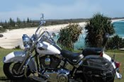 1 Hour Broadwater Motorcycle Tour -