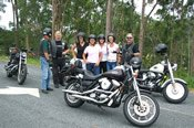 2 Hour Hinterland Explorer Motorcycle Tour - Motorcycle
