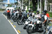 1.5 Hour Sanctuary Cove Motorcycle Tour -