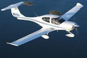 Light Aircraft Training Flight