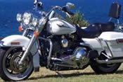 2 Hour Brisbane City Motorcycle Tour -
